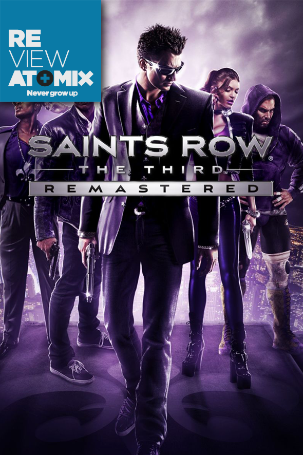 Review Saints Row The Third Remastered