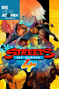 Review Streets of Rage 4