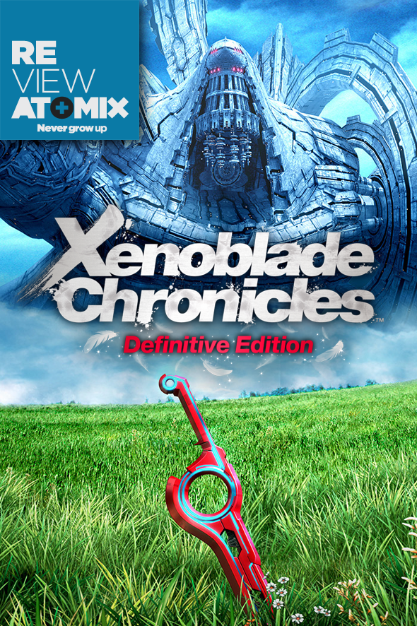 Review Xenoblade Chronicles Definitive Edition