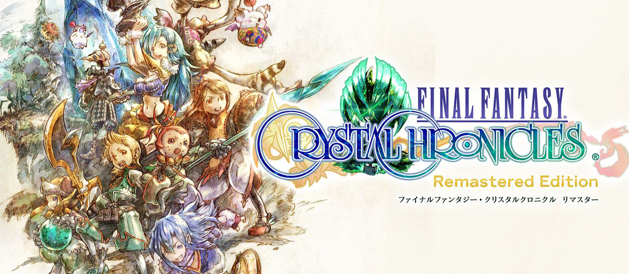Final Fantasy: Crystal Chronicles Remastered Edition ya tiene ...