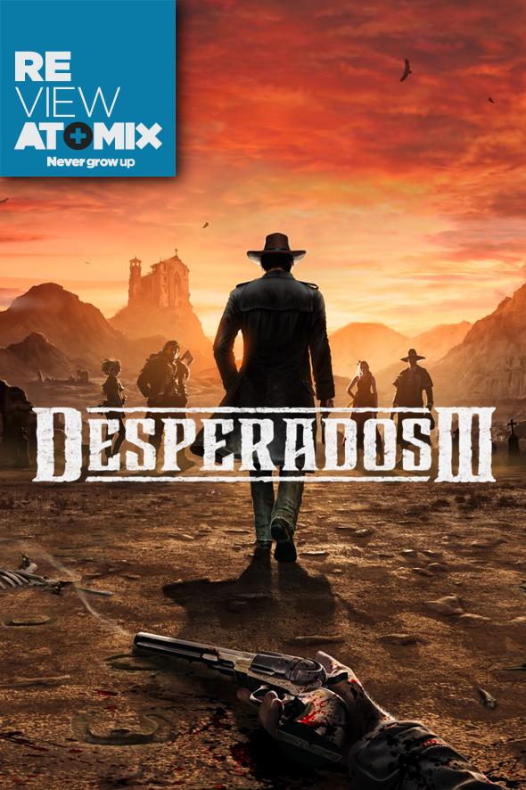 Review Desperados III