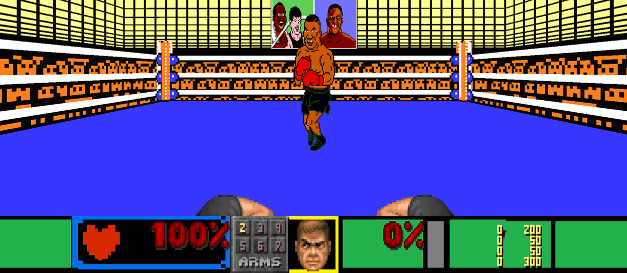doom punch out