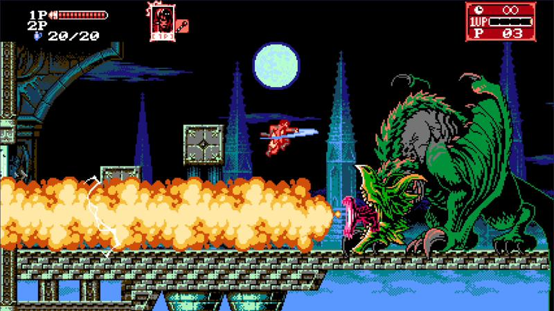 619900-bloodstained-curse-of-the-moon-2-screenshot