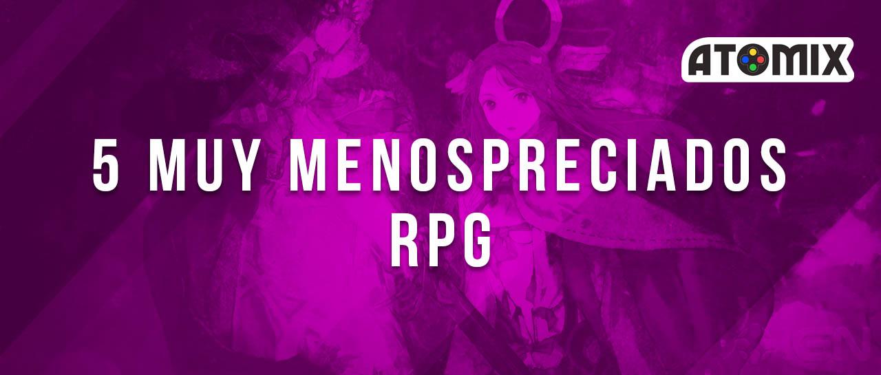 Buzz RPG Menospreciados