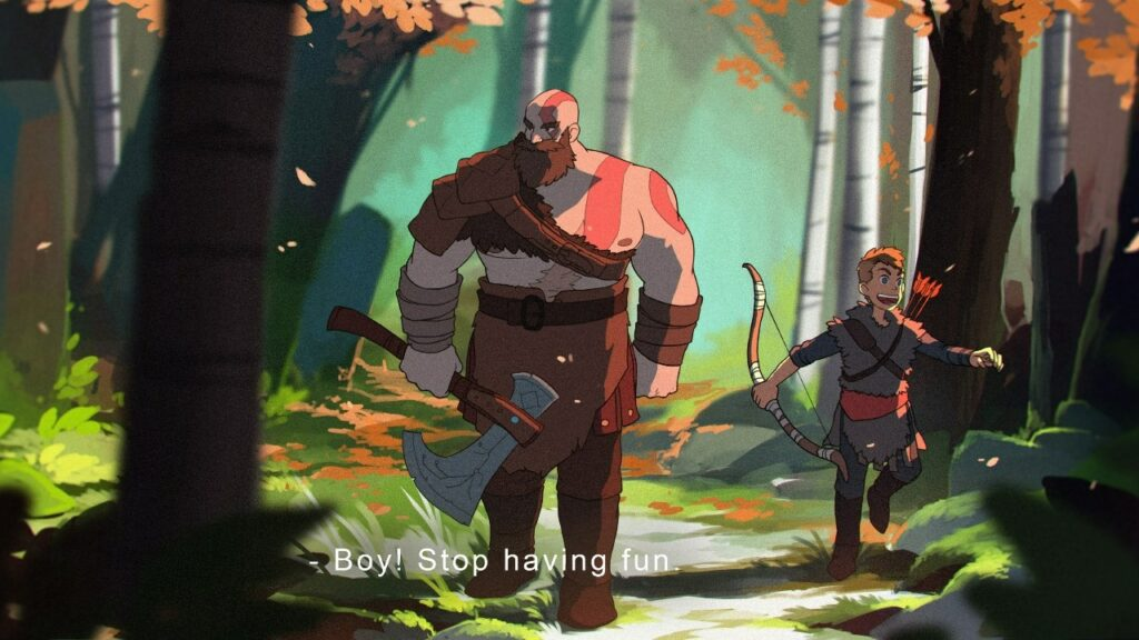God-of-War_-Asi-luce-Kratos-como-personaje-de-Studio-Ghibli-