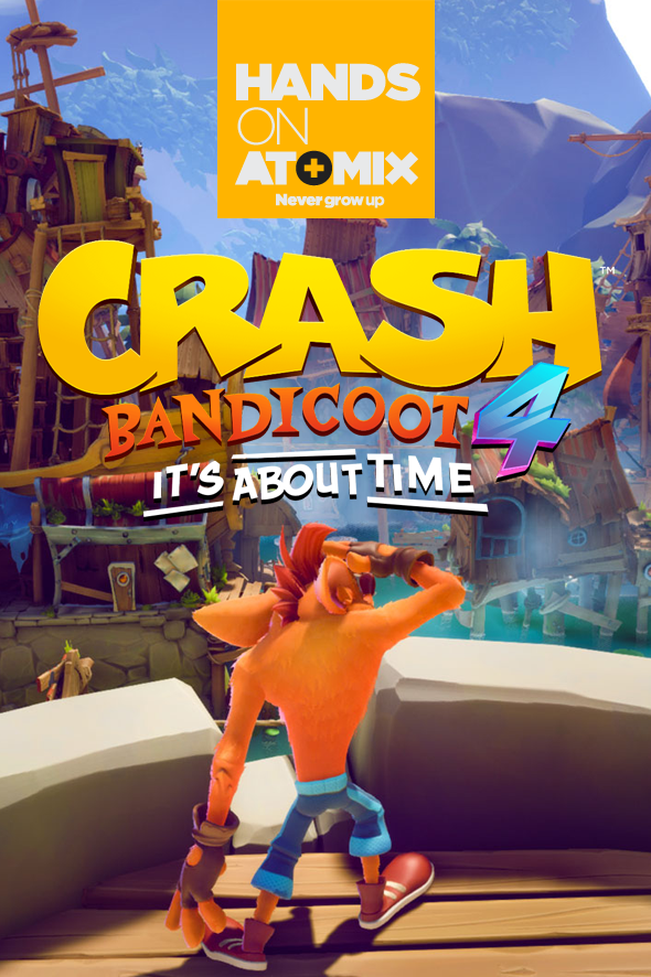 Hands On Crash 4