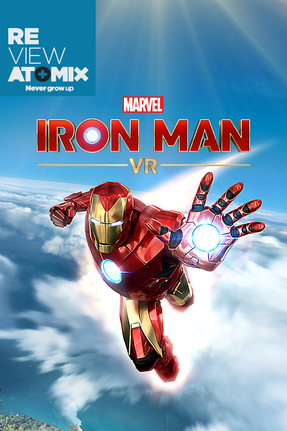 Review Marvel's Iron Man VR