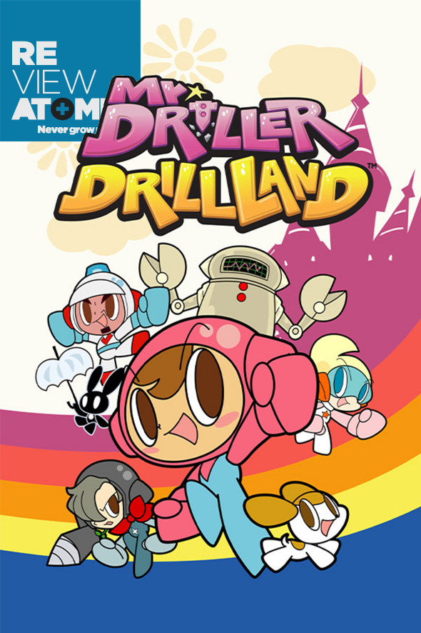 Review Mr. Driller Drillland