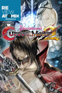 Review bloodstained curse of the moon 2