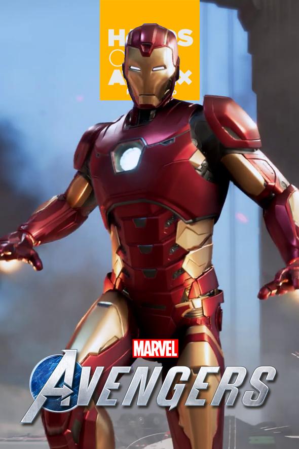 Hands On Marvel's Avengers