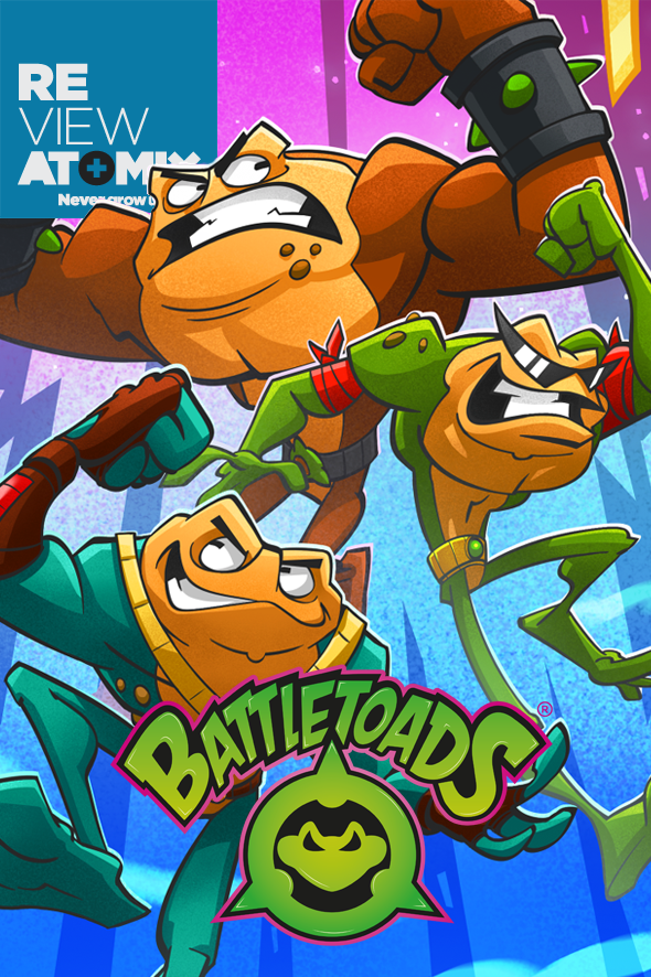 Review Battletoads