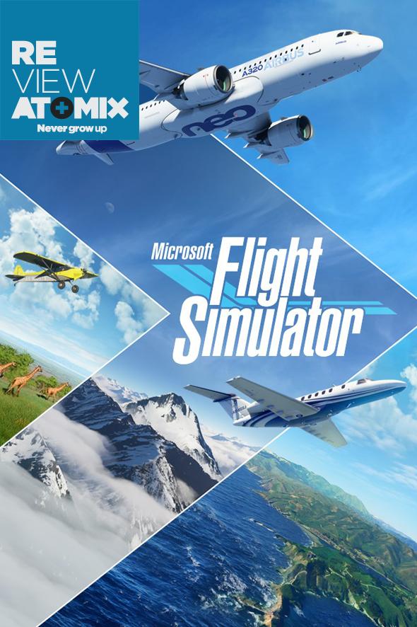 Review Microsoft Simulator