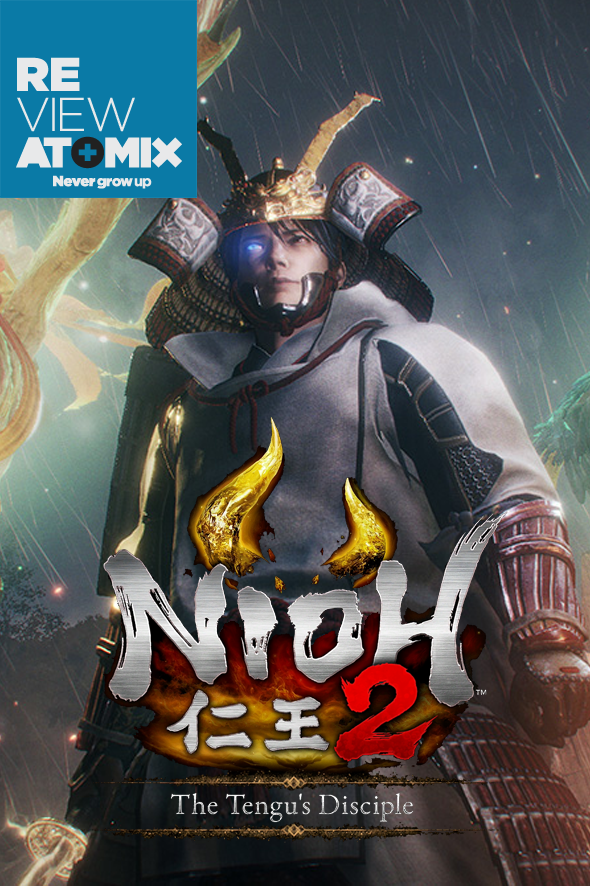 Review Nioh 2 The Tengu's Disciple