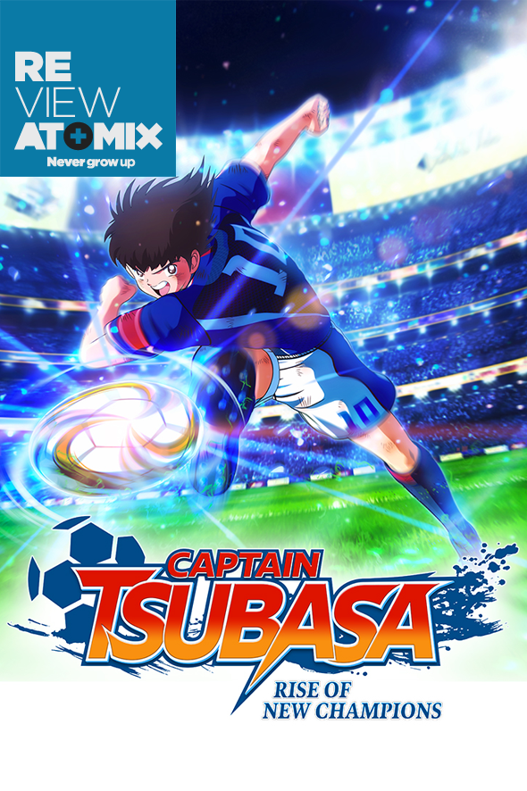Review captain tsubasa rise of new champions