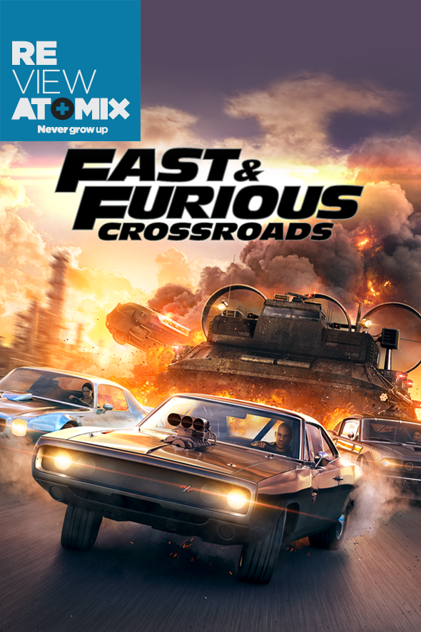 Review fast and furious crossroads
