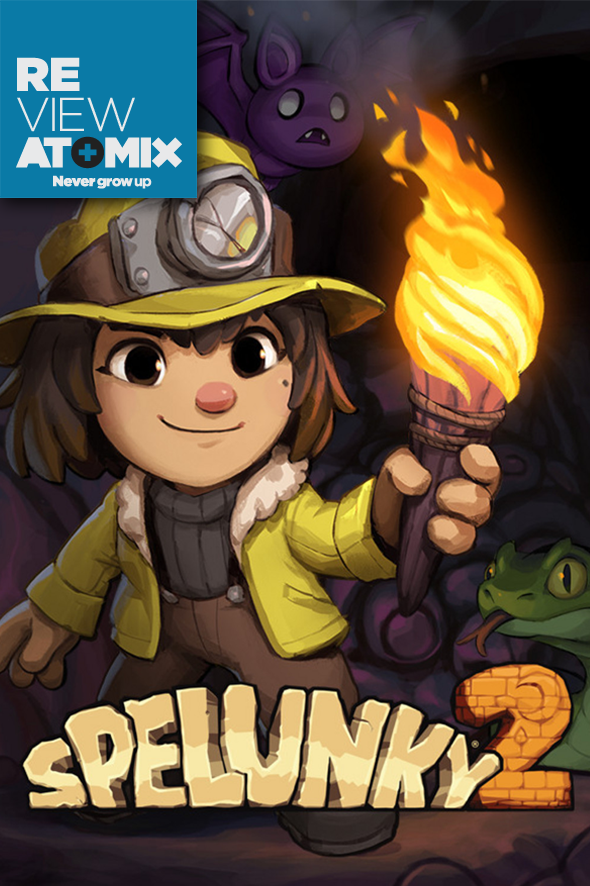 Review Spelunky 2