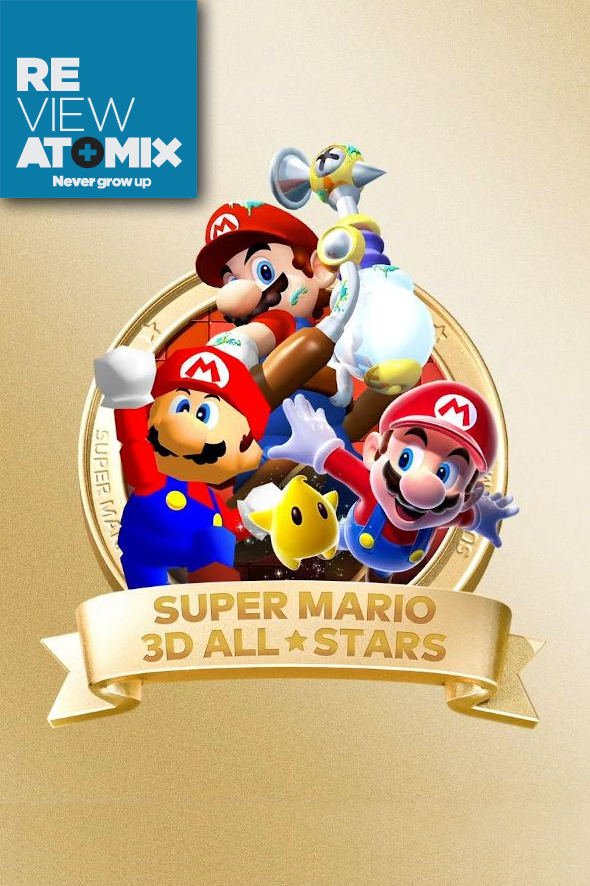 Review Super Mario 3D All Stars