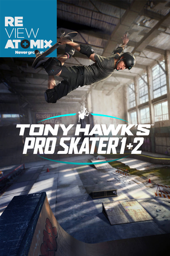 Review Tony Hawk's Pro Skater 1+2