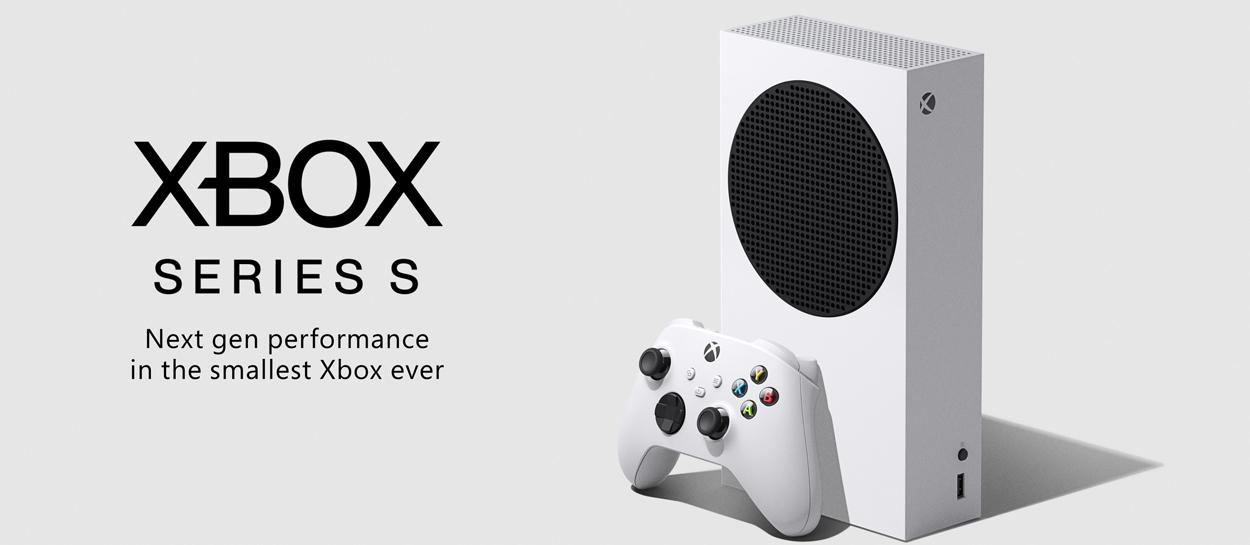 xbox xeries s