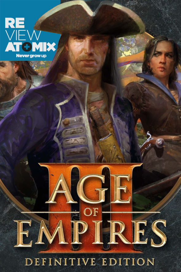 Review Age of Empirse III Definitive Edition