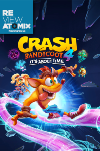 Review Crash Bandicoot 4- It's About Time