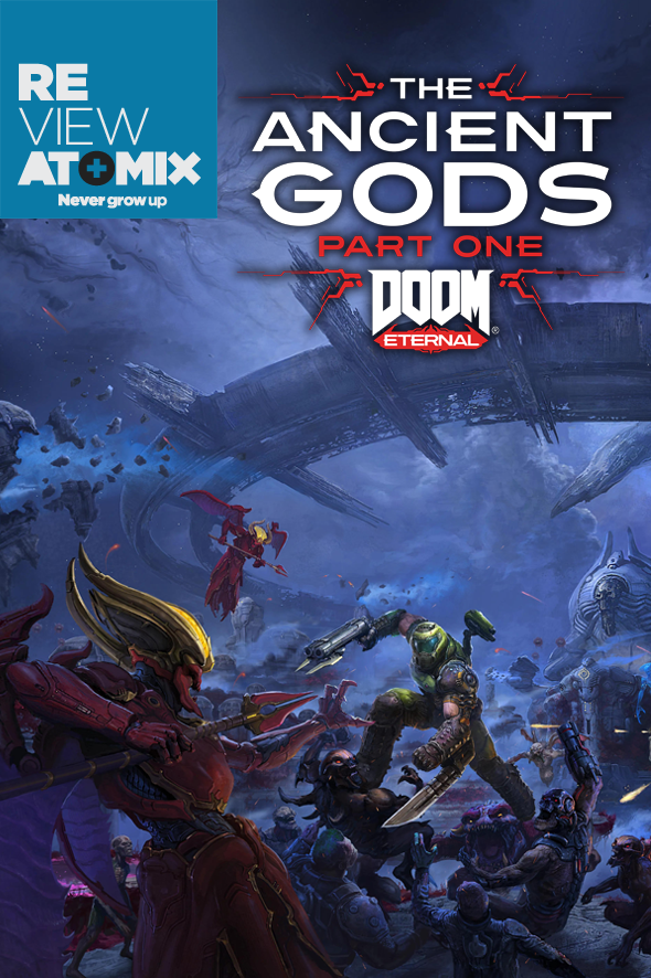 Review Doom Eternal The Ancient Gods Part One
