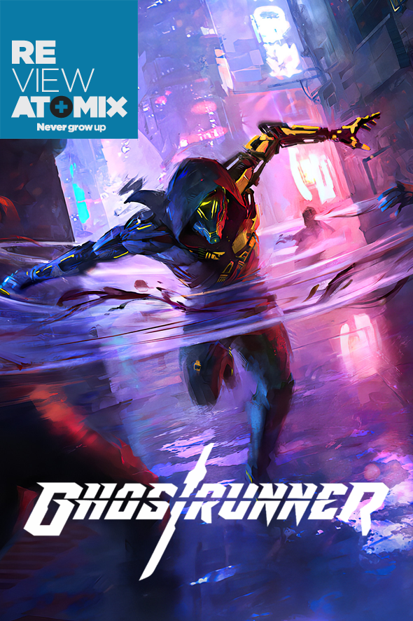Review Ghostrunner