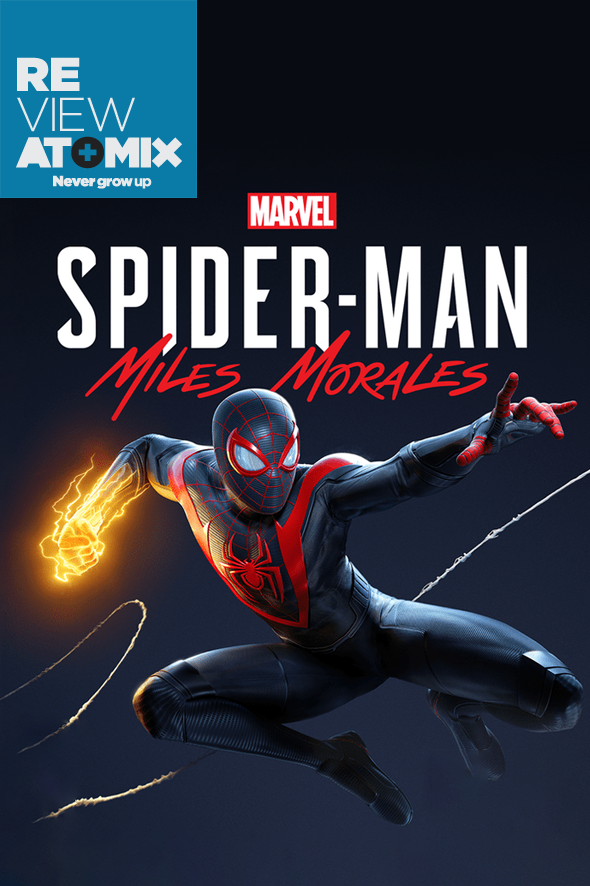 Review Marvel's Spider-Man Miles Morales