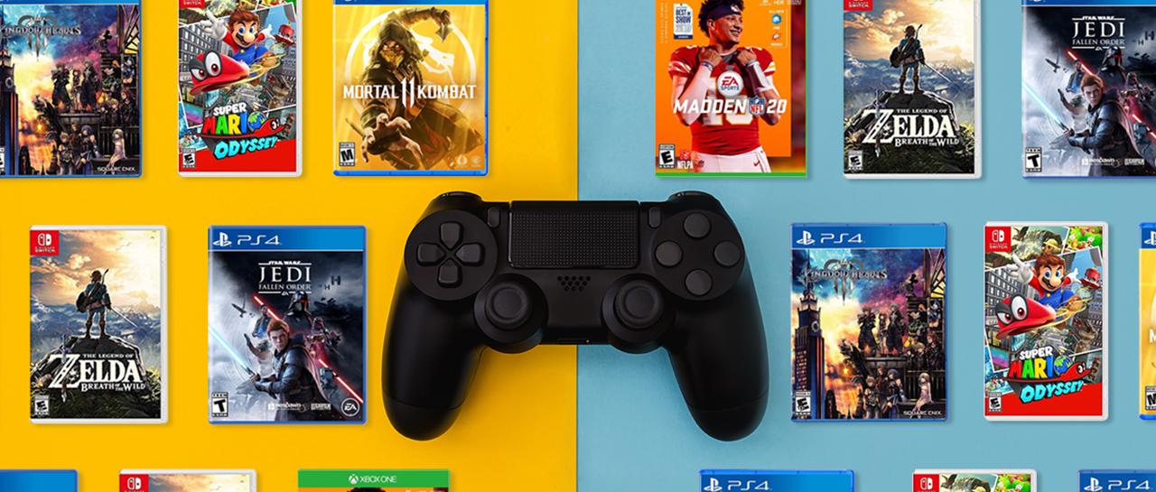 videogames r