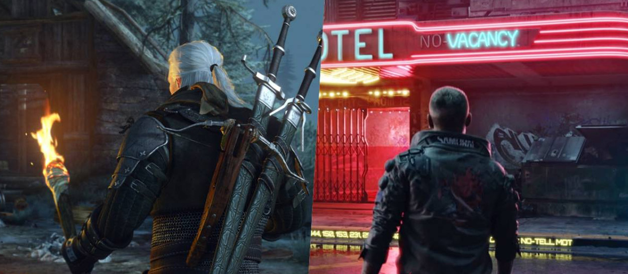 cyber witcher