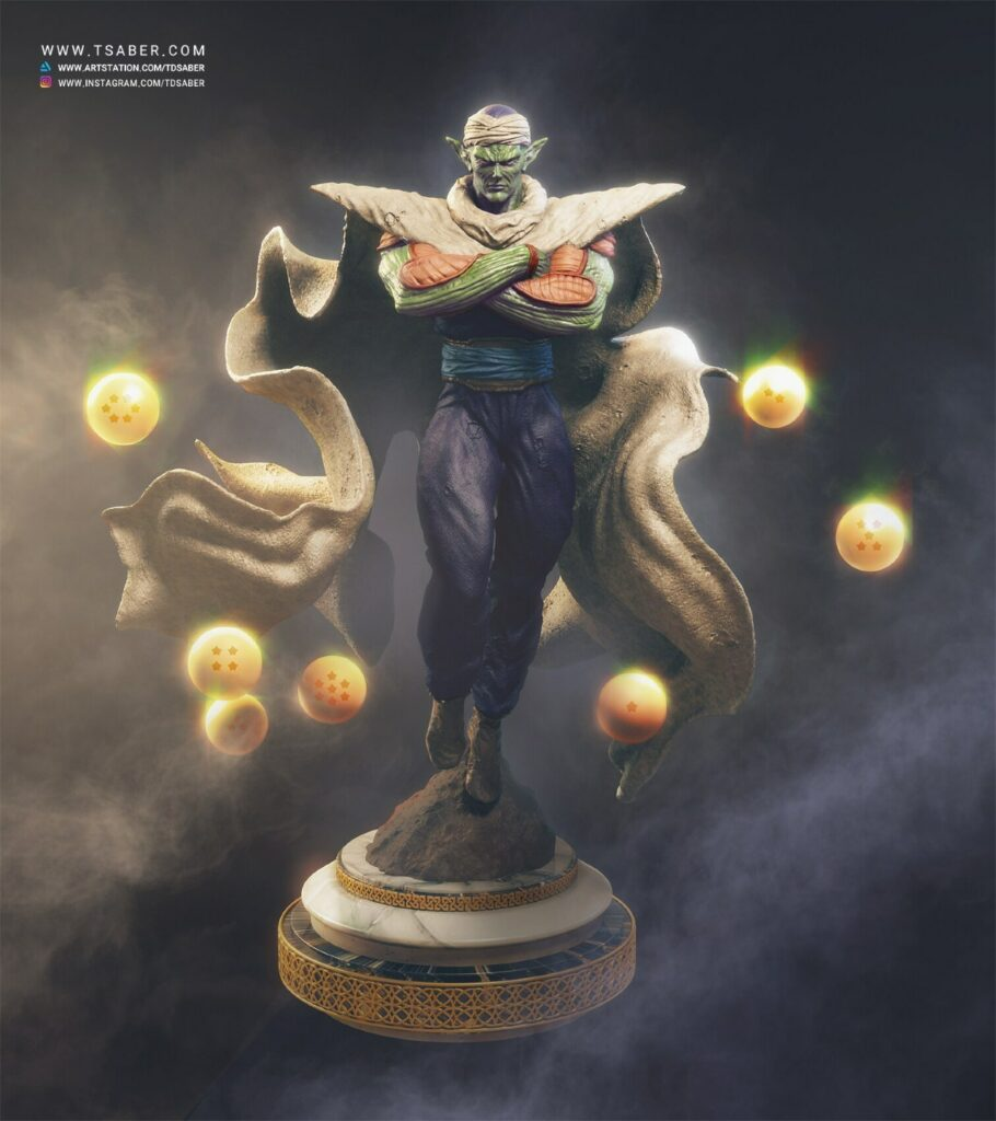 Dragon-Ball-Piccolo-Vida-real-realista