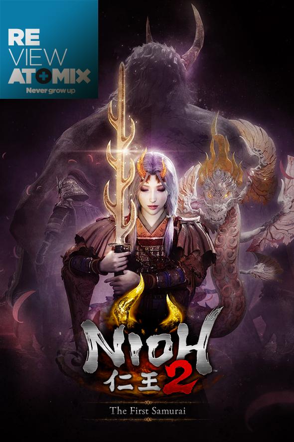 Review Nioh 2 The Last Samurai