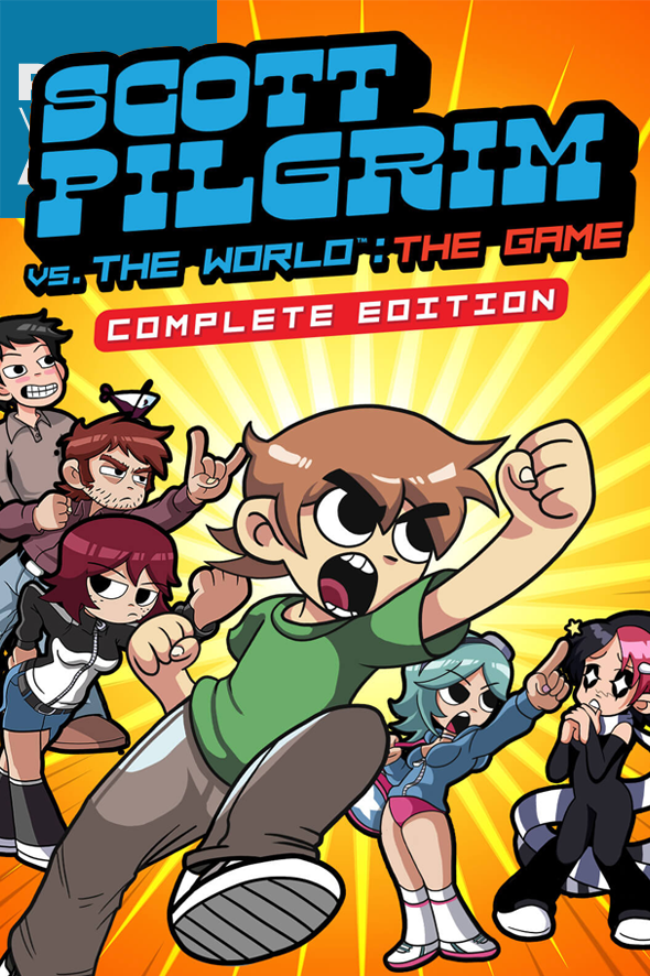 Review Scott Pilgrim vs The World The Game Complete Edition