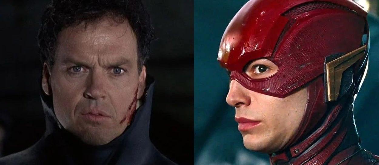 batman flash