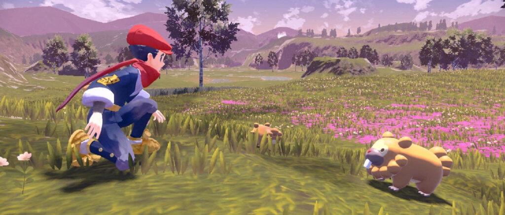 Acusan a Pokémon de haber plagiado a BOTW con su nuevo juego de mundo abierto