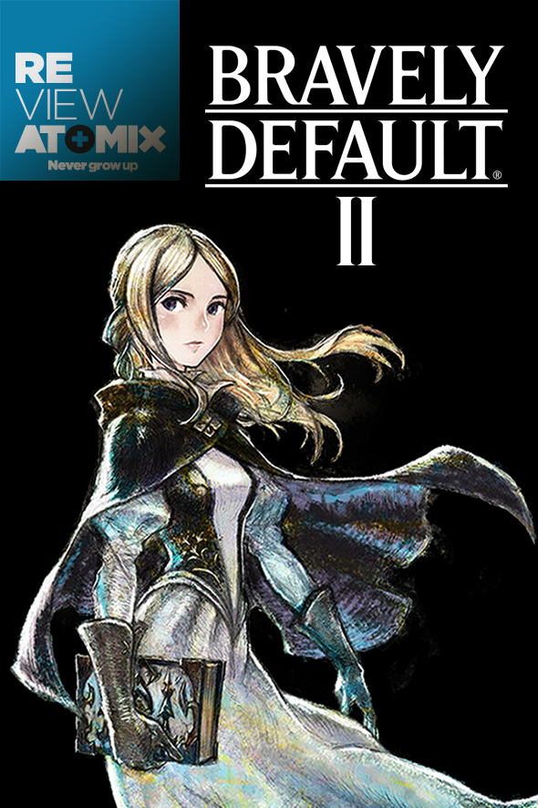 Review Bravely Default II