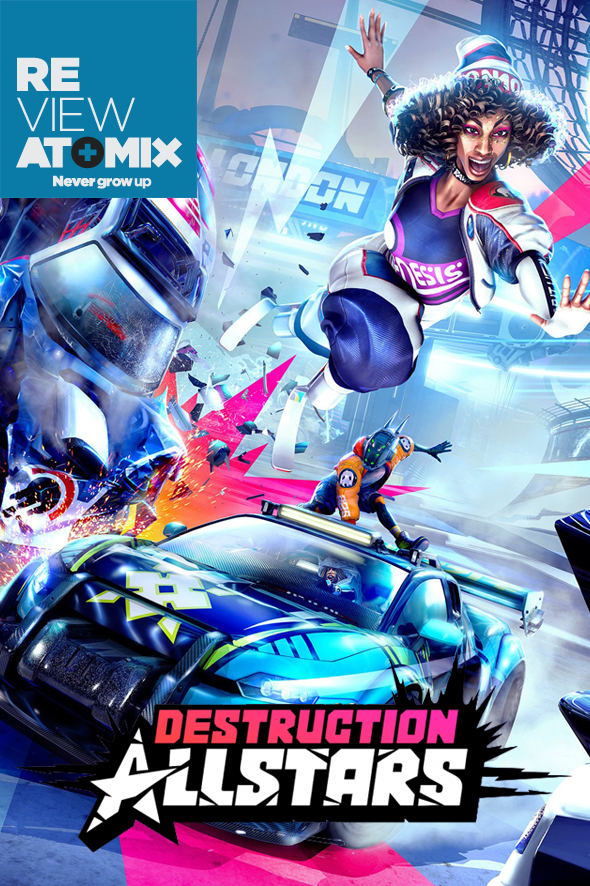 Review Destruction AllStars