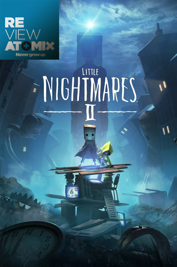 Review Little Nightmares II
