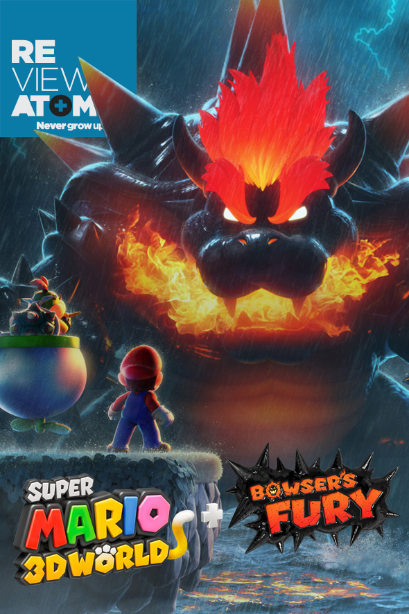 Review Super Mario 3D World + Bowser's Fury