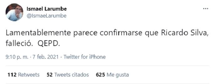 Ricardo-Silva-Mensaje-Ismael-Larumbe