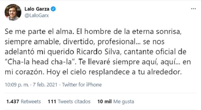 Ricardo-Silva-Mensaje-Lalo