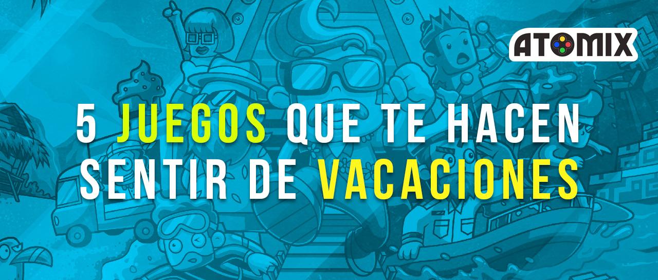 Buzz vacaciones