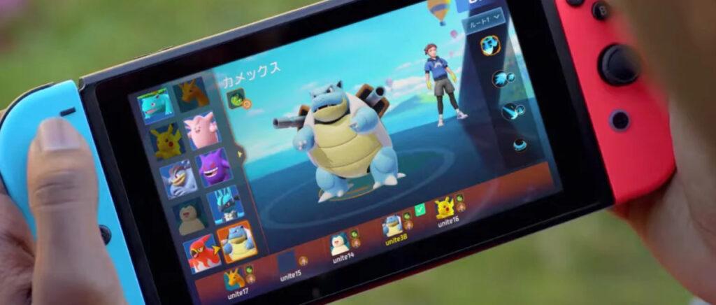 Jugadores de Pokémon Unite rompen las reglas y comparten gameplay del juego en internet