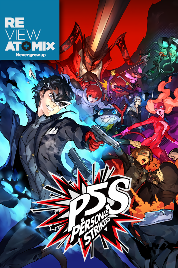Review Persona 5 Strikers