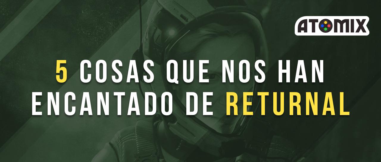 Buzz Returnal