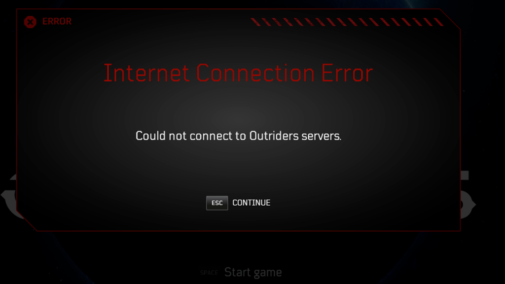 How-to-Fix-Outriders-Connection-Error-Could-Not-Connect-to-Servers