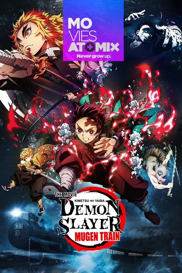 Movie Review Demon Slayer