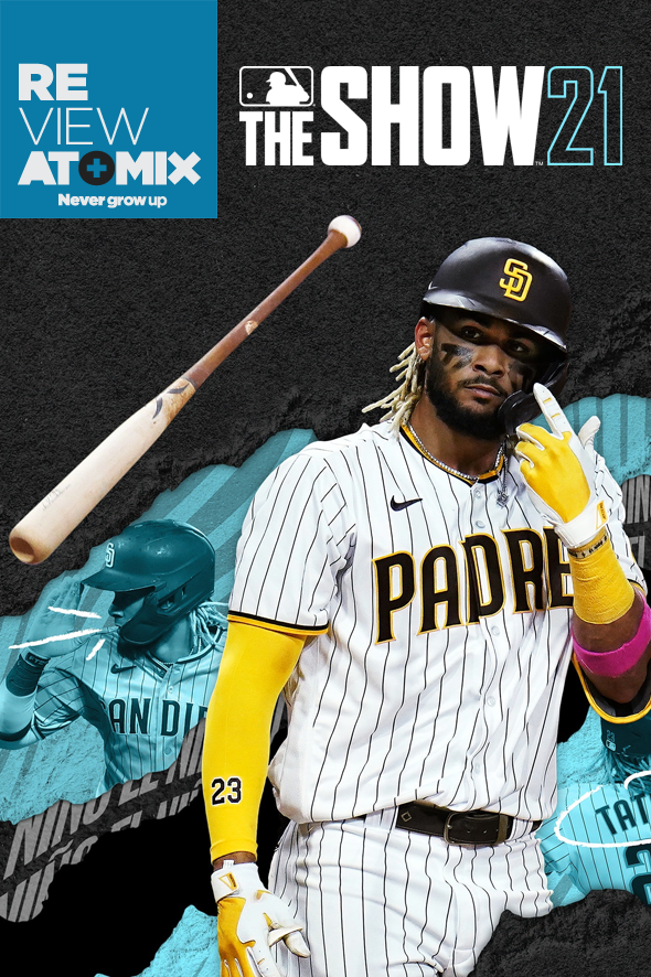 Review MLB The Show 21