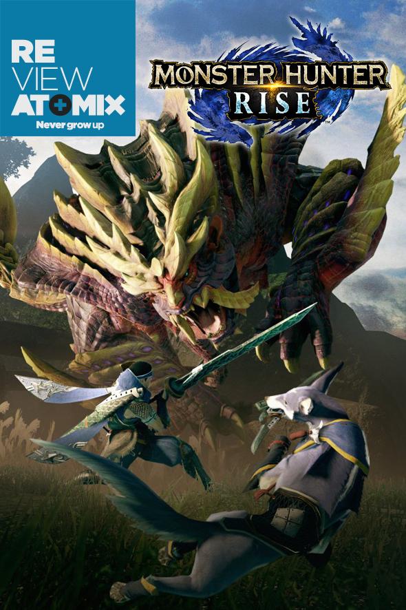 Review Monster Hunter Rise
