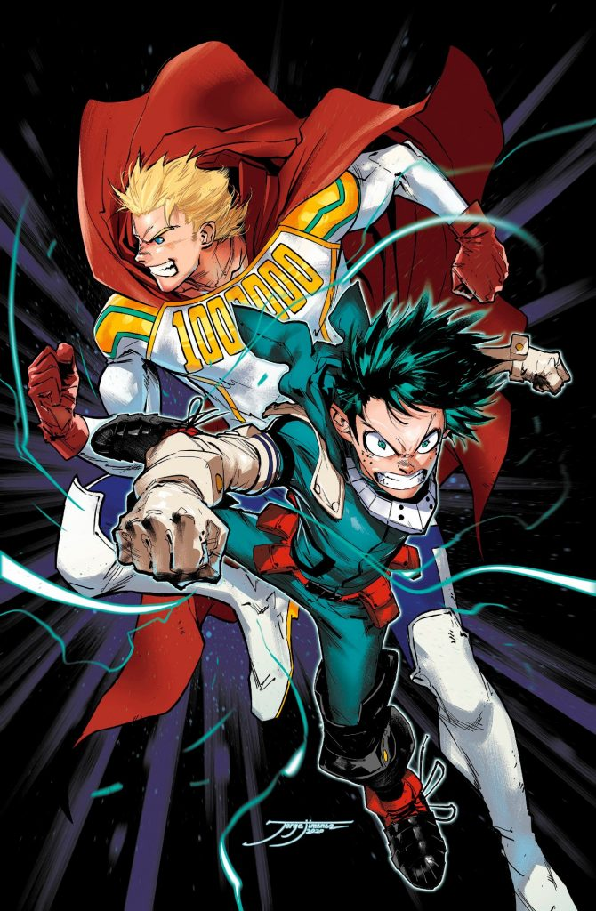 Artista-de-DC-Comics-dibuja-una-portada-especial-de-My-Hero-Academia-1